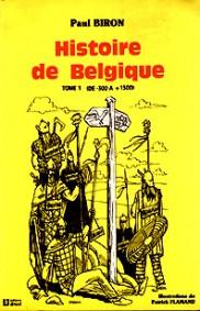 Histoire de Belgique - tome 1