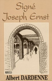 Signé Joseph ERNST