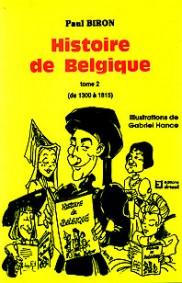 Histoire de Belgique - tome 2