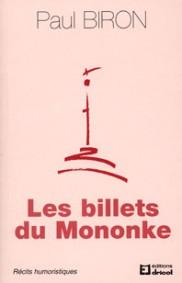 Les billets du Mononke