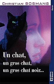Un chat, un gros chat, un gros chat noir